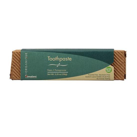 Himalaya Organique zobna pasta, 150 g