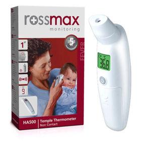 Slika Rossmax HA500 brezkontaktni čelni termometer, 1 set