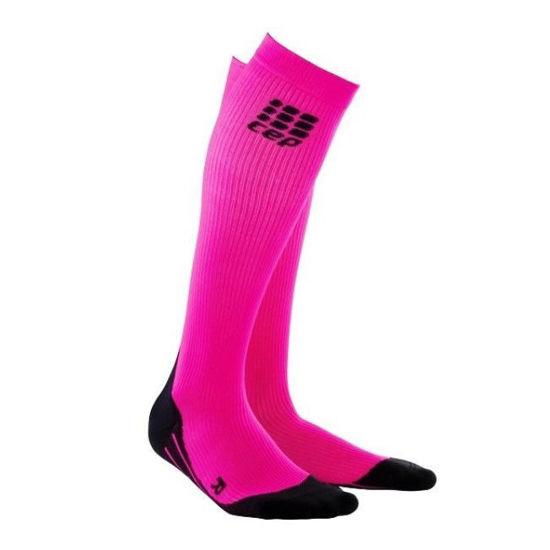 Cep nogavice proti krčnim žilam - PINK