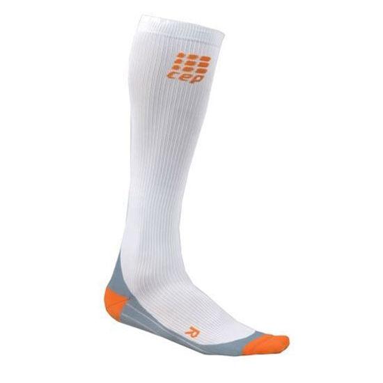 Cep nogavice proti krčnim žilam - BELE