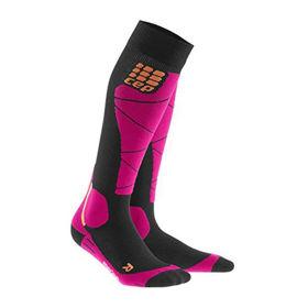 Slika Cep športne nogavice za smučanje - violične