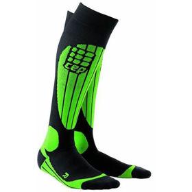 Slika Cep športne nogavice za smučanje - zelene