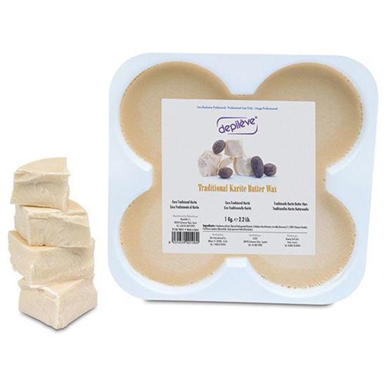 Depileve tradicionalni topli vosek v ploščicah, 500 g