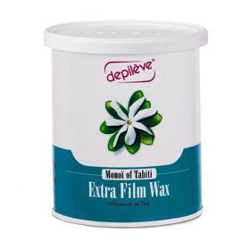 Slika Depileve Tahiti extra film vosek v kovinskem lončku, 800 g