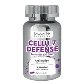 Slika Biocyte Cellu 7 Defense, 40 kapsul