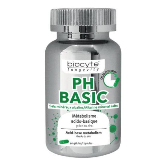 Biocyte pH BASIC, 90 kapsul