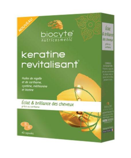 Biocyte KERATIN REVITALISANT, 40 kapsul