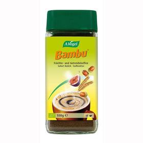 Slika Bambu instant napitek iz sadne in žitne kave - 100 g