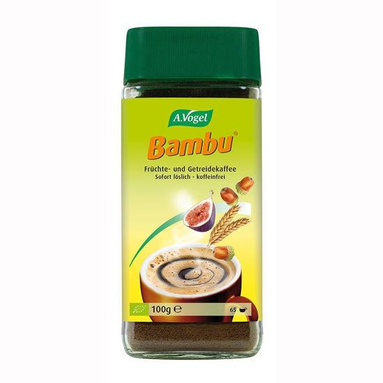 Bambu instant napitek iz sadne in žitne kave - 100 g