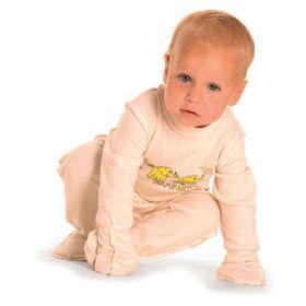 Slika Dermifant pajac za otroke + gratis nogavičke, 1 set