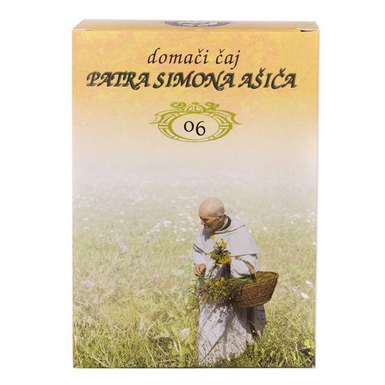 Simon Ašič MetaSIT čaj 06, 50 g