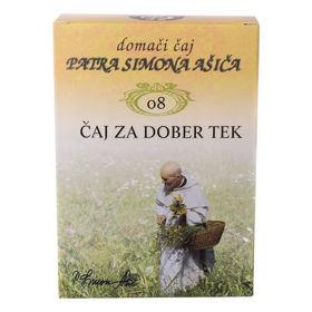 Slika Simon Ašič čaj za dober tek 08, 50 g