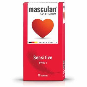 Slika Masculan kondomi 1, 10 ali 150 kondomov