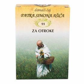 Slika Simon Ašič otroški čaj, 50 g