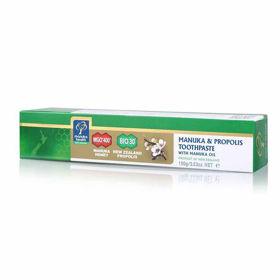 Slika Manuka Health zobna pasta z manuka medom in propolisom, 100 g