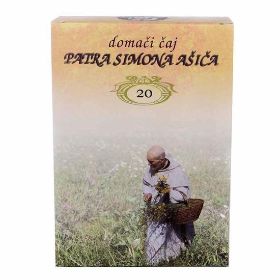 Simon Ašič MemoSIT čaj za spomin 20, 50 g