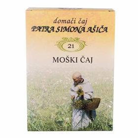 Slika Simon Ašič moški čaj 21, 50 g