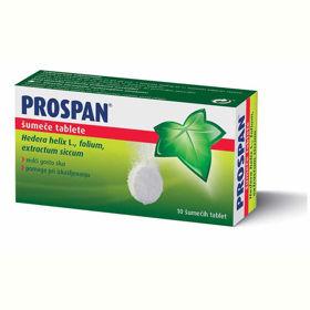 Slika Prospan, 10 šumečih tablet