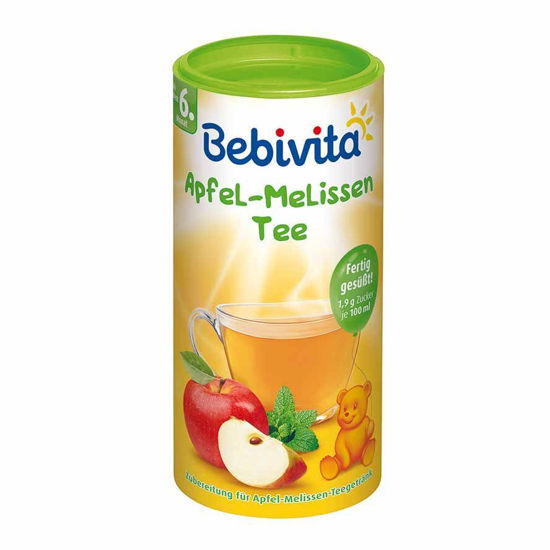 Bebivita instant čaj jabolko in melisa, 200 g