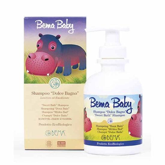 Bema Bio Baby šampon nežna kopel, 250 mL