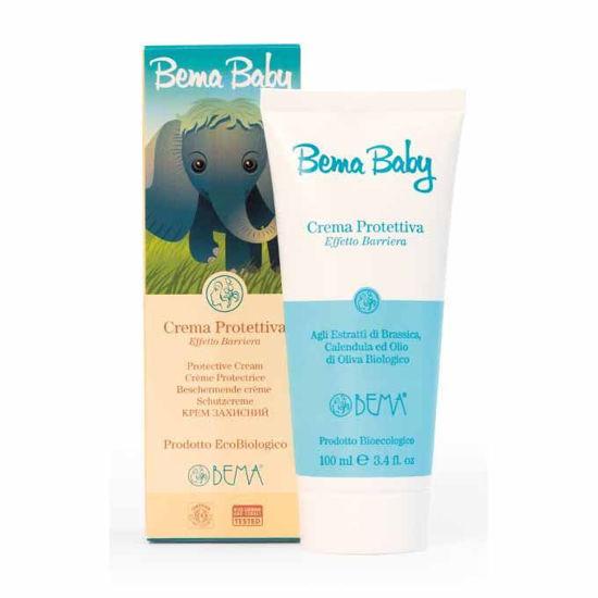 Bema Bio Baby zaščitna krema z bariernim učinkom, 100 mL