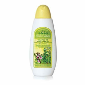 Slika Bema BioEcoNatura šampon za krhke in lomljive lase, 250 mL
