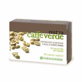 Slika Farmaderbe Caffe verde (zelena kava), 60 kapsul