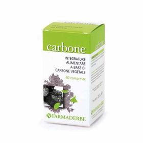 Slika Farmaderbe Carbone aktivno oglje, 60 tablet