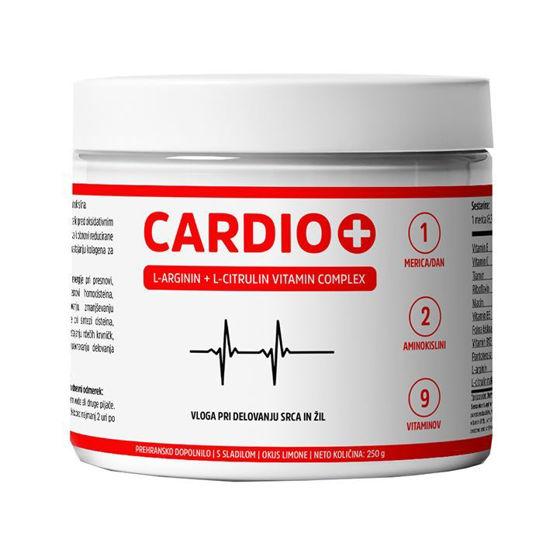 Cardio Plus prehransko dopolnilo, 250 g