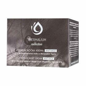 Slika Thermalium Premium nočna krema, 50 mL