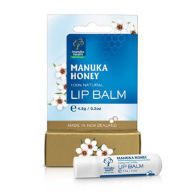 Slika Manuka Health MGO 250+ manuka balzam za ustnice, 4.5 g