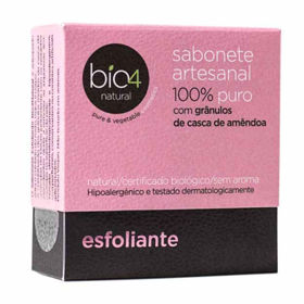 Slika Bio4Natural Scrub milo z zrnci mandljevih lupin, 110 g