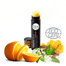 Slika Bio4Natural bio balzam za ustnice pomaranča, 4.3g