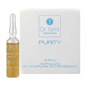 Slika Dr. Temt Purity Complex ampule za mastno kožo
