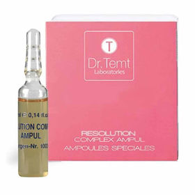 Slika Dr. Temt Resolution complex ampule za razdraženo kožo