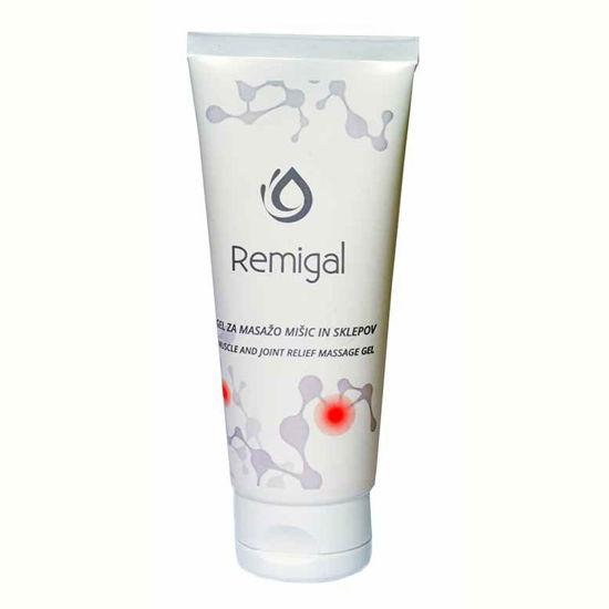 Remigal masažni gel, 100 mL
