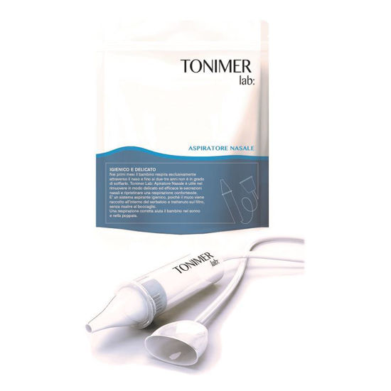 Tonimer Lab nosni aspirator na vdih, 1 set