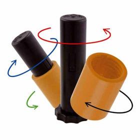 Slika Spretnostni obroček Dael' O Ring (oranžna)