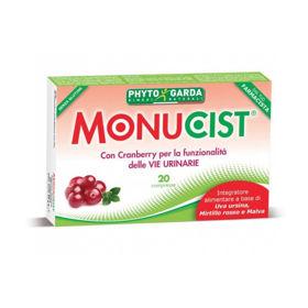 Slika MonuCist, 20 tablet