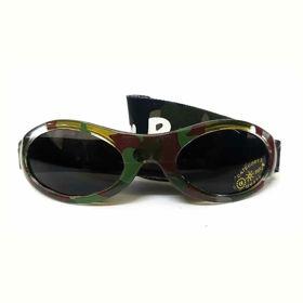 Slika Baby banz CAMO zelena sončna očala za otroke do 2 let