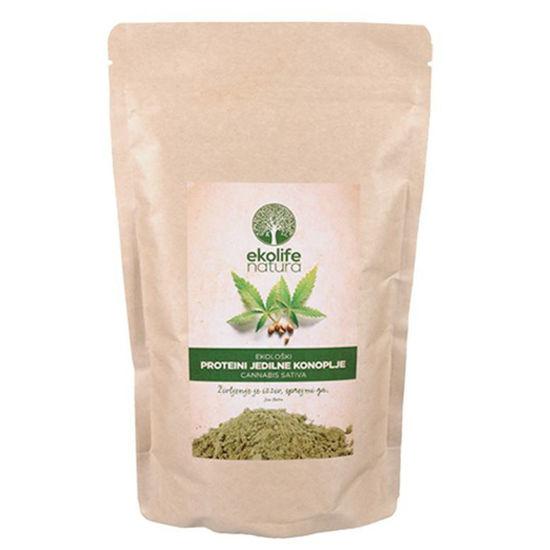 Proteinski prah jedilne konoplje Sun & Seed, 250 g