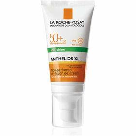Slika La roche posay Anthelios XL Dry kremni gel za obraz ZF50+ s pumpico, 50 mL