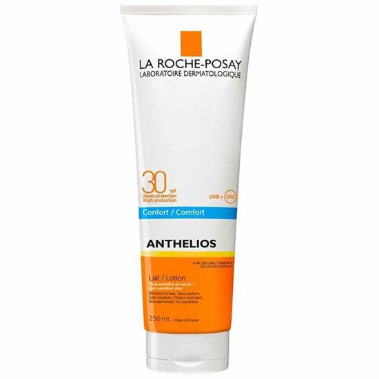 La Roche Posay Anthelios Comfort mleko za obraz in telo z ZF 30, 250 mL