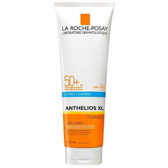 La Roche Posay Anthelios XL Comfort mleko za telo in obraz ZF50+, 250 mL