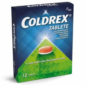 Slika Coldrex z vitaminom C, 12 tablet