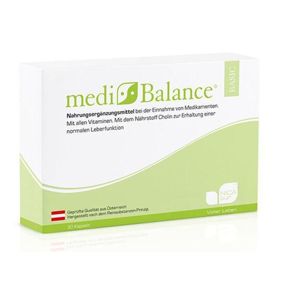 MediBalance BASIC, 30 kapsul