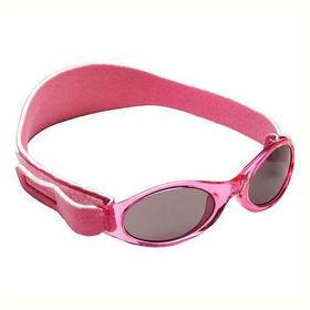 Slika Baby Banz Adventure camo roza otroška sončna očala od 2 do 5 let