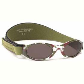 Slika Baby Banz Adventure camo zelena otroška sončna očala od 2 do 5 let