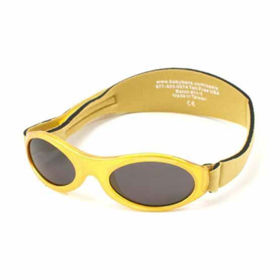 Slika Baby Banz Adventure zlata otroška sončna očala od 2 do 5 let