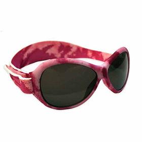 Slika Baby Banz Retro roza sončna očala za otroke do 2 let